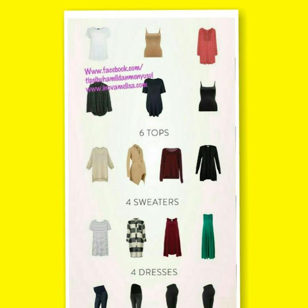 Tips Memilih Baju Hamil
