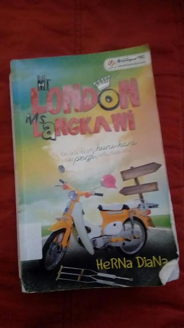Mr London Ms Langkawi oleh Herna Diana