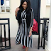 Photos: Mercy Aigbe & daughter step out looking lovely in matching outfits