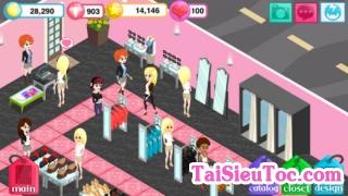 Game Fashion Story - Quản Lý Thời Trang cho iPhone
