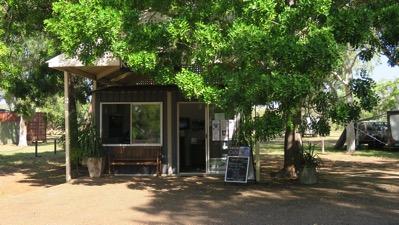 Wyndham Camp Office