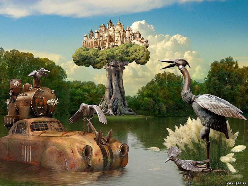 Mystical Lands Of Deep, Magick Lands 3