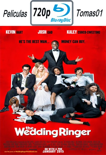 Alquiler De Padrinos (The Wedding Ringer) (2015) BRRip 720p