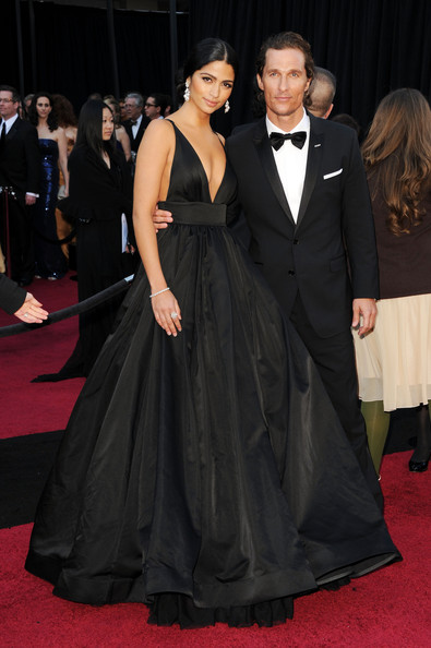camila alves oscars 2011. 2011 Oscars: Camilla Alves in