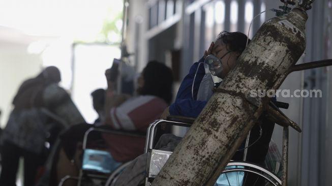 Mengerikan! Kasus Covid-19 Indonesia Urutan ke-5 Tertinggi Dunia