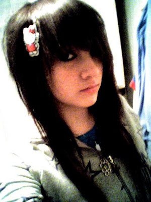drew berrymore hairstyles. Girl Emo Hairstyles With