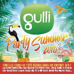 CD Gulli Party Summer 2018 - Vários Artistas (Torrent)