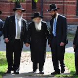 Rav Aaron Shecter Rosh Yeshiva Chaim Berlin Visits Waterbury
