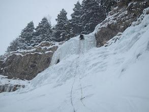 Photo: Deep snow, ice, deep snow, ice, deep snow, ice.