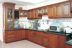 Tủ bếp đẹp MS-98