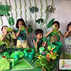 Green Day (Jr.Kg.) 08-08-2017