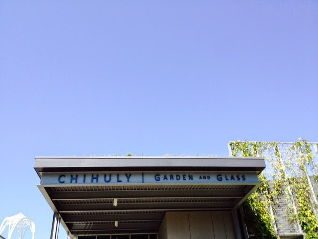 Chihuly Garden and Glass in Seattle - cultivatedrambler.com