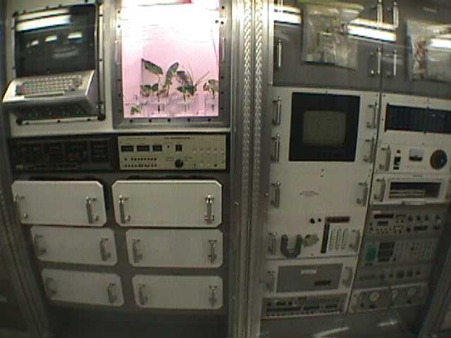 3290Space Station Living Quarters