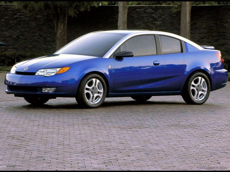 2007 saturn ion coupe specifications pictures prices. Black Bedroom Furniture Sets. Home Design Ideas