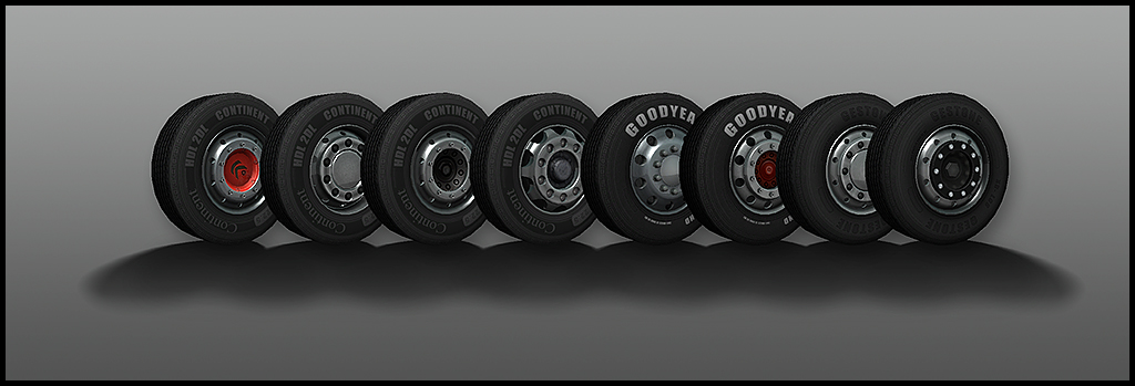 ETS 2 Wheels