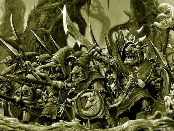 Magian Crasher Of Fear, Warriors 3