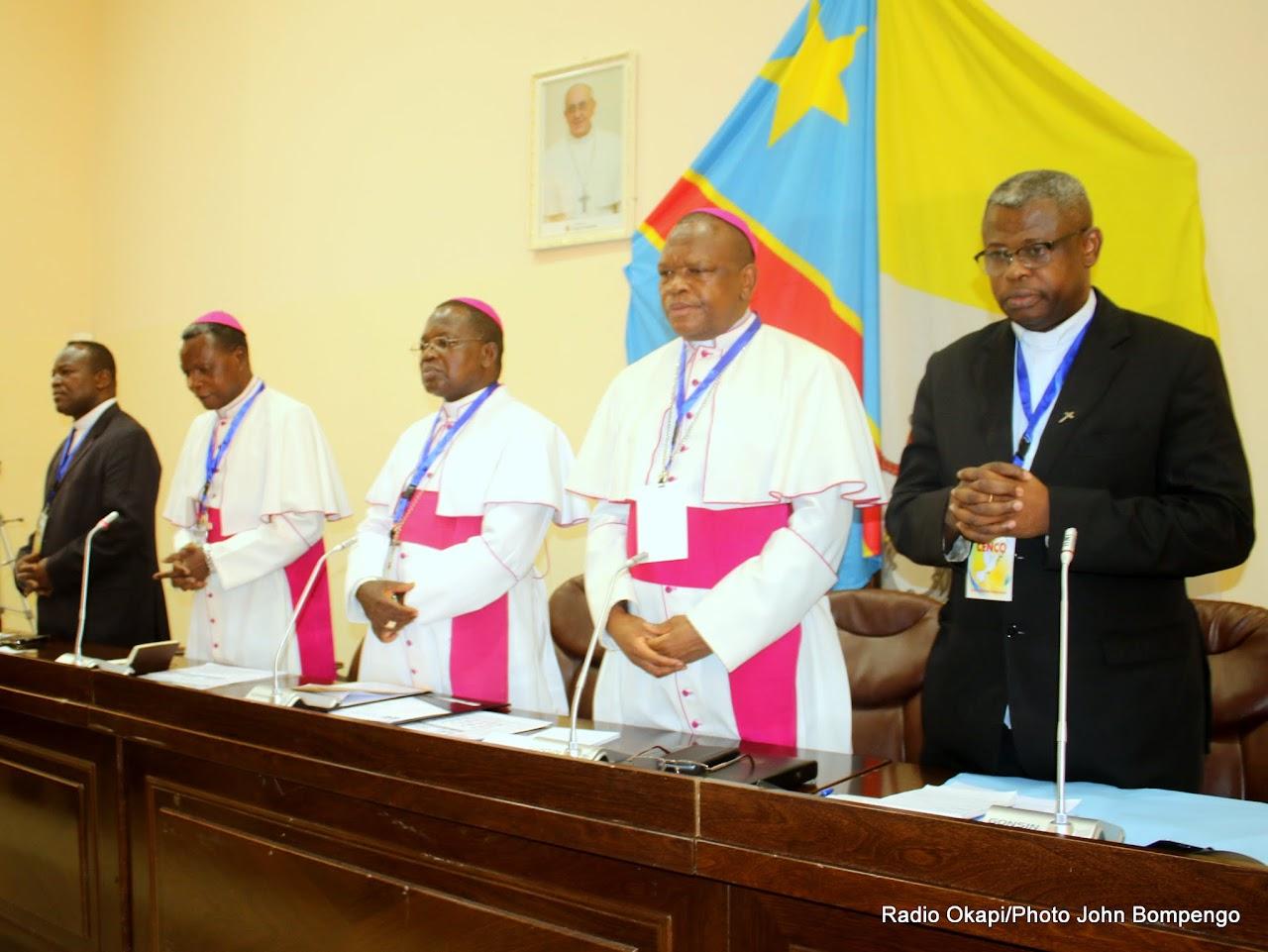 Mgr Ambongo nommé futur successeur du cardinal Monsengwo — Archidiocèse de Kinshasa