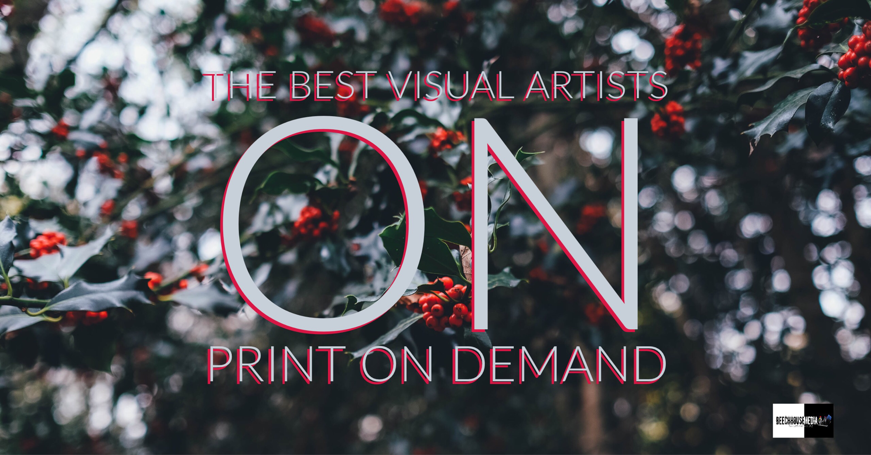 best artists on Print on Demand 2017