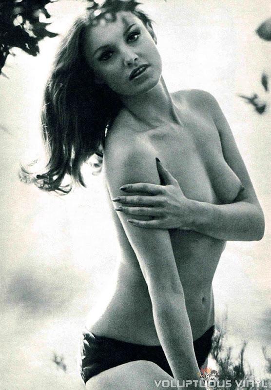 Magda Konopka Topless