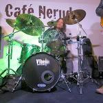 Con:Fusion Funk Quintet live @ Cafè Neruda - 1 Nov 2013 - 41.jpg