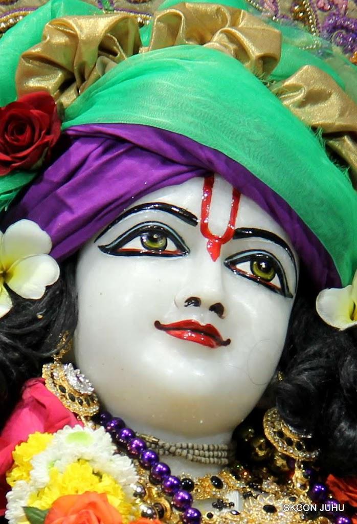 ISKCON Juhu Sringar Deity Darshan 19 Dec 2015 (1)