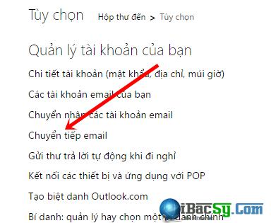 Hướng dẫn chuyển tiếp email từ Microsoft Mail sang Gmail + Hình 3