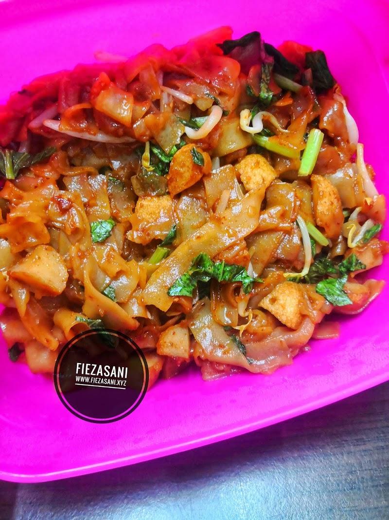 Dapur FiezaSani - Kuew Teow Goreng Simple