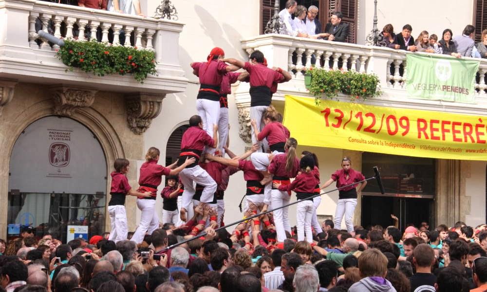 Actuació a Vilafranca 1-11-2009 - 20091101_130_4d8c_CdL_Vilafranca_Diada_Tots_Sants.JPG