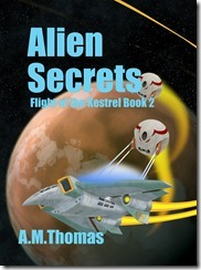 Alien Secrets front cover