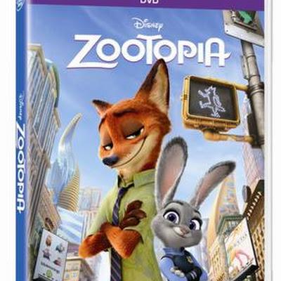 Zootopia dvd con extras info lanzamiento en argentina for Espectaculos en argentina 2016