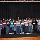 SouthwestArkansasPreparatoryAcademyAwardLettersHopeHighSchoolSpring2012