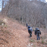 Escursione 8 Gennaio 2012 a Malvicino da Villaretto