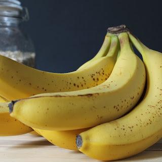 Banana Overnight Oats.