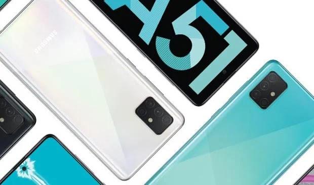 Samsung Galaxy A51 Fitur