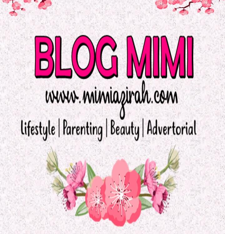 Blog Mimi Dah Berwajah Baru