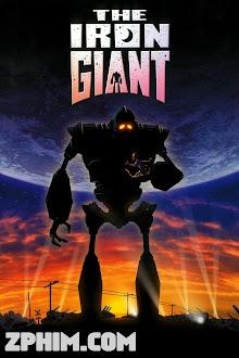 Người Khổng Lồ Sắt - The Iron Giant (1999) Poster