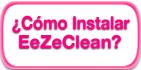 EeZeClean será tan pulido como la pared en la que la apliques. Da clic y aprende más.