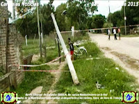 Edesur en Cañuelas no realiza mantenimiento en la red