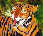Tiger by Elizabeth