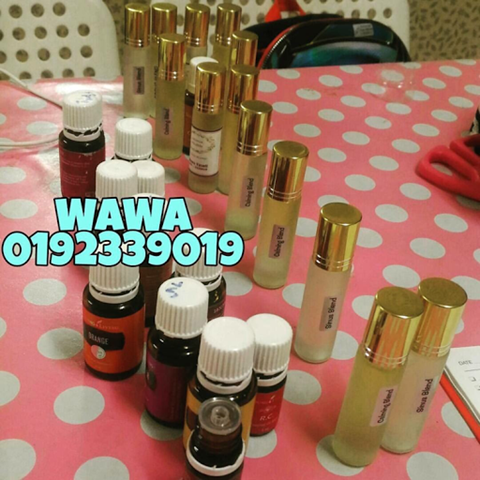 Aroma Health COUGH BLEND by Wawa Yusoff 16