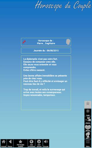 Horoscope du couple P06_T.2.1 screenshots 12