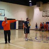 Seminarian Basketball Game