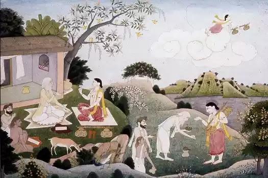 Valmiki, Inspirational stories in hindi, short stories in hindi, mythological stories in hindi