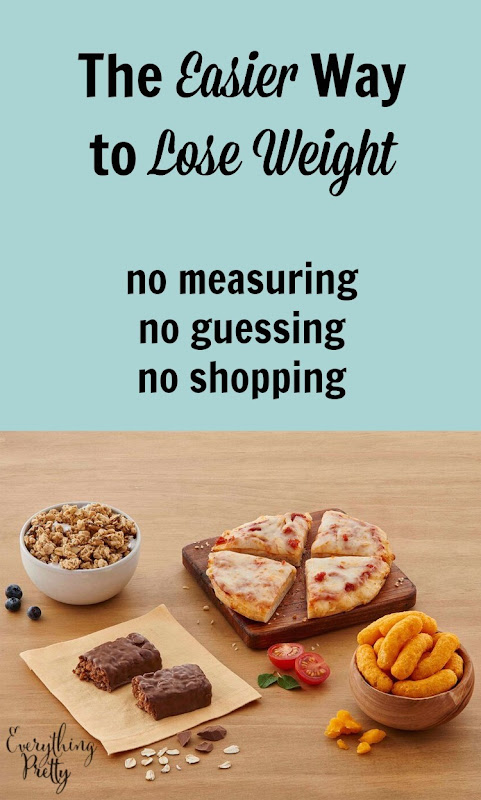 The easier way to lose weight.  Nutrisystem takes the guesswork out of buying and preparing food.