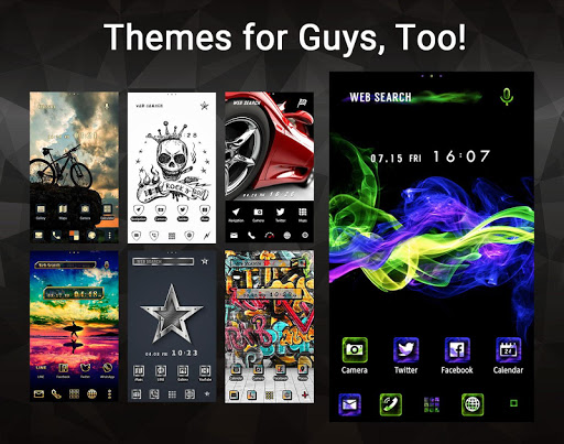 Wallpaper Theme +HOME Launcher screenshot 4