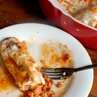 Cabbage Rolls without the Carbs