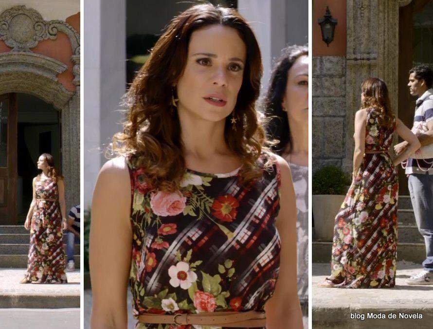 moda da novela Em Família - look da Juliana dia 17 de maio
