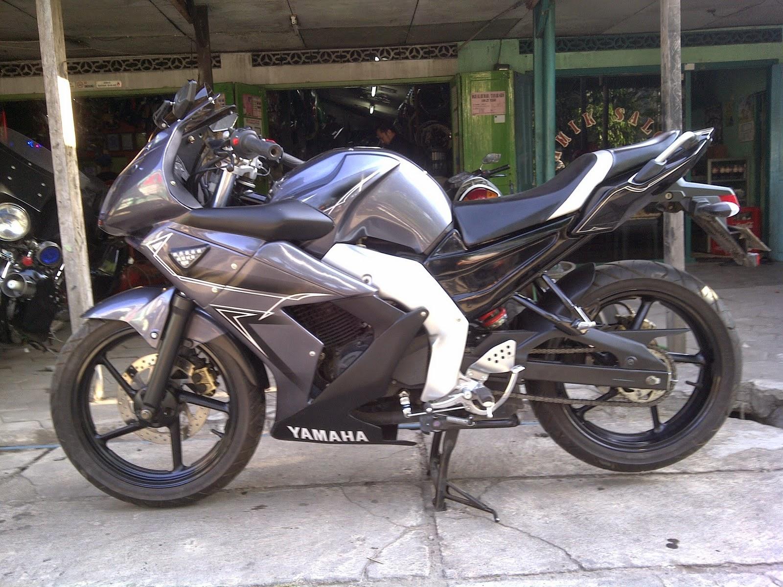Foto Yamaha Vixion Fairing