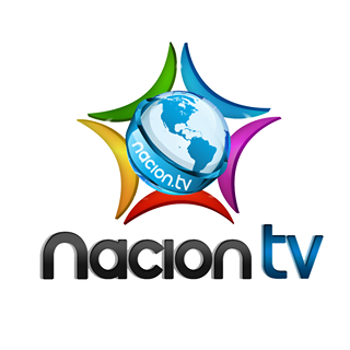 Logo Nacion TV Internacional