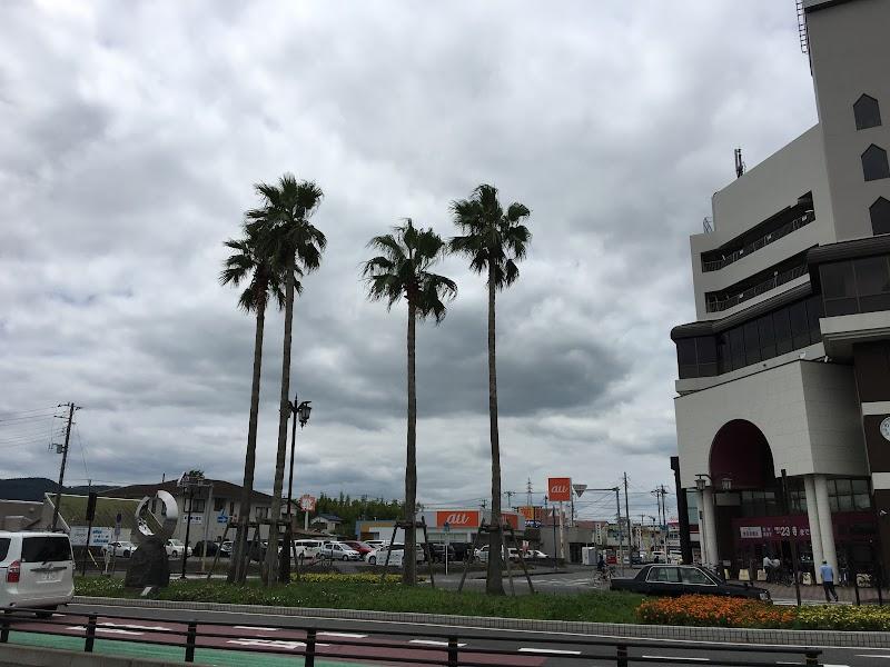 12:26 安房鴨川駅前